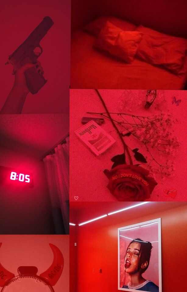Freetoedit Red Tumblr Aesthetic Background Wallpaper