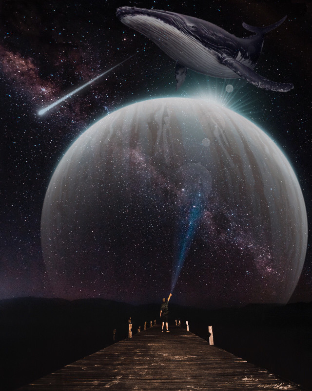 #freetoedit #madewithpicsart #galaxy #night #anything #everything #editings