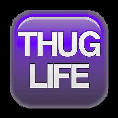 thuglife freetoedit