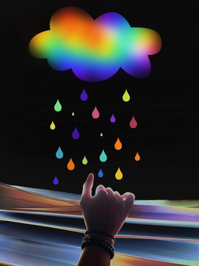 Original image from @yasakmahakarn #vipshoutout #drawtools #rainbow #newbrushes #curvestool #madewithpicsart #edited #myedit #colorful
