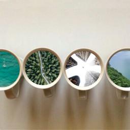 freetoedit landscape coffeecup coffetime adventure