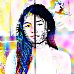 freetoedit artisticeffect artistic artisticselfie girl