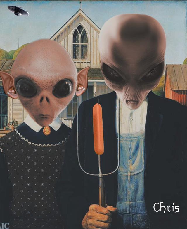 #freetoedit #myedit #madewithpicsart #aliengothic