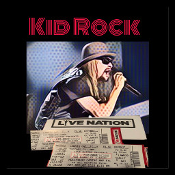 kidrock concert tickets tonight myhometown