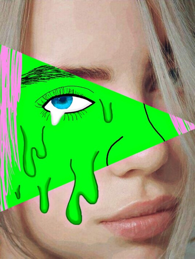 #freetoedit #slime #billieeilish