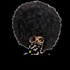 hair  afro freetoedit