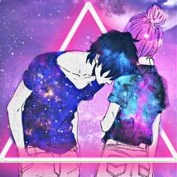 galaxy animegalaxy animegirlgalaxy girlgalaxy animeboygalaxy freetoedit