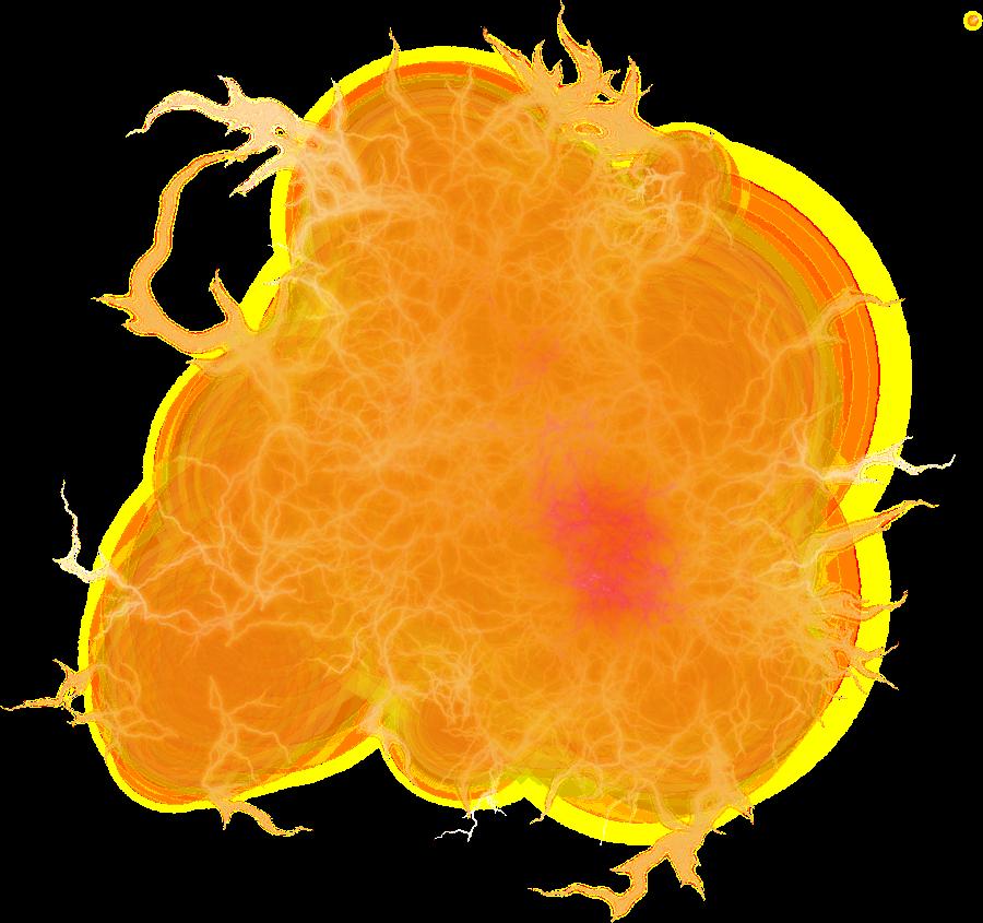 orange neon glow png effects smoke effect weird