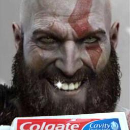 freetoedit kratos godofwar godofwar2018