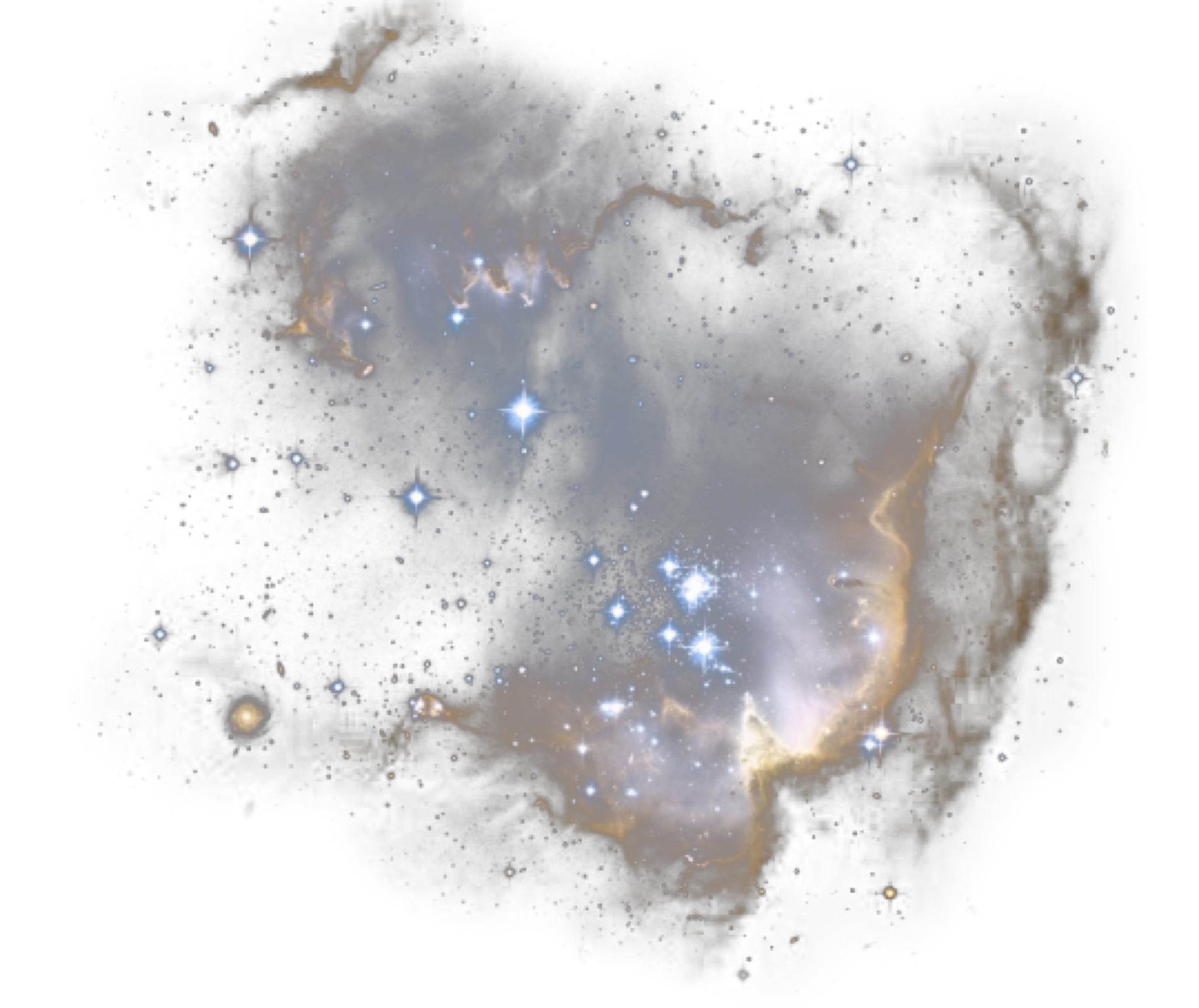 star space transparent - HD1024×861