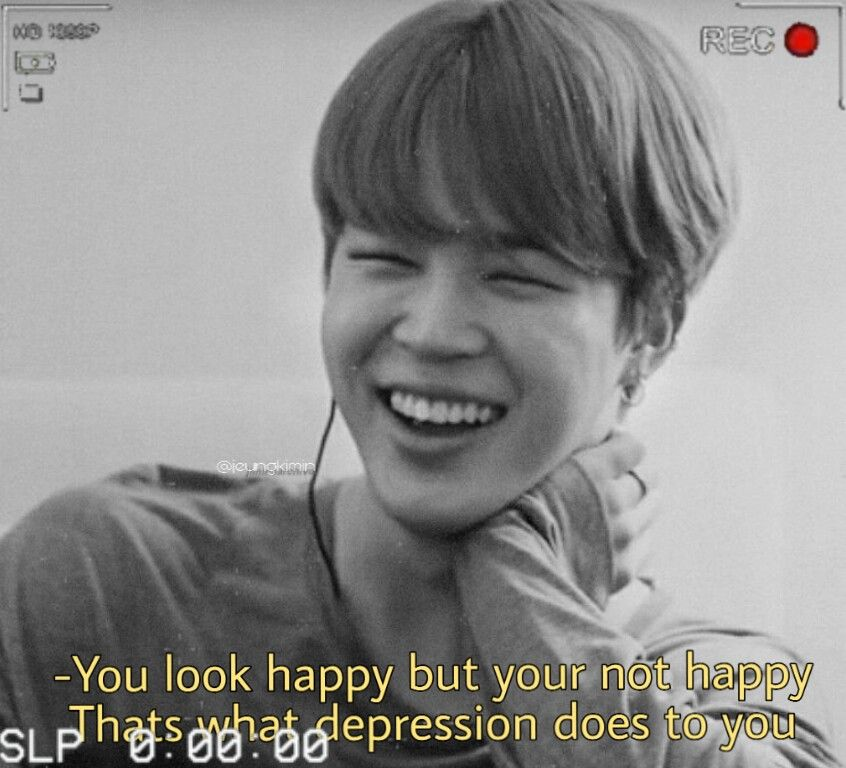 freetoedit JIMIN bts quotes depression