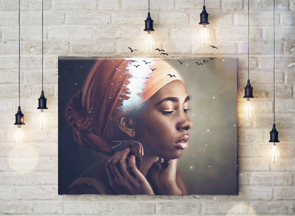 #Oneday my #editing will come #alive #cantwait #thankyou #beautiful #blackisbeautiful #art #editedbyme #usingpicsart #nature #pose #unique