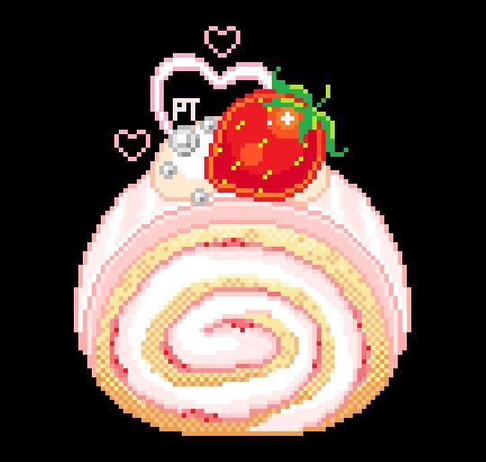 Pixel Pixelfood Pixels Pixelart Food Kawaii Dessert Swe