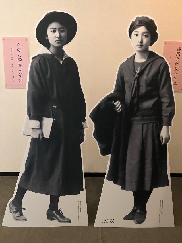 #uniform #retro #vintage #Japanese #girl #school #schoolgirl