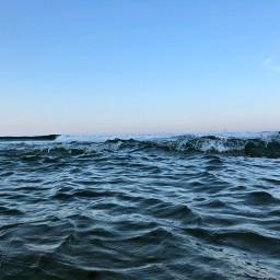 freetoedit ocean sea waves ripples