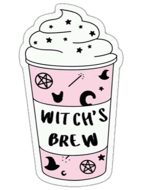 Halloween Stickers Aesthetic.Kawaii Cute Pink Pastel Goth Soft Aesthetic Baby Girl