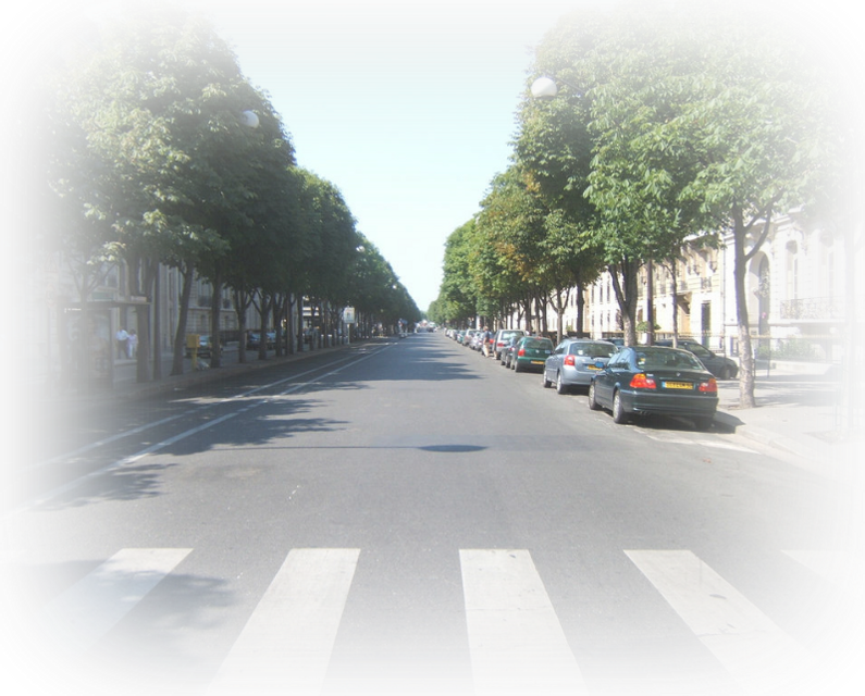 #street #avenue #town #city #urban #foreground #background