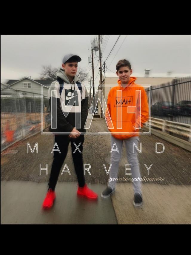 #freetoedit #maxandharvey #maxandharveyoffical #maxmills #harveymills