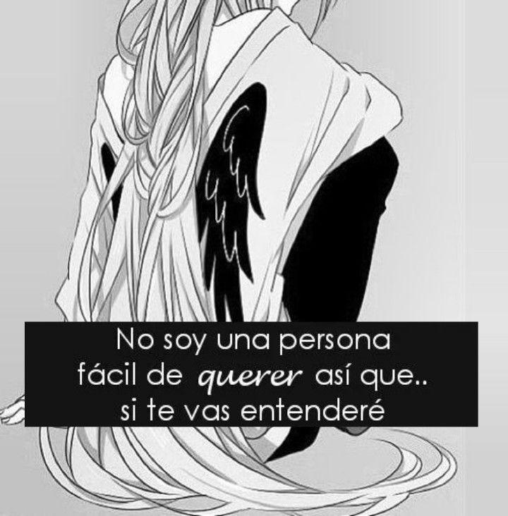No Soy Anime Otaku Frases Sad Animegirl Sadgirl Kawa