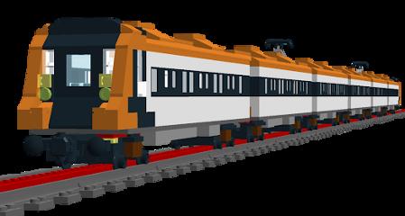 ftestickers lego train railway freetoedit