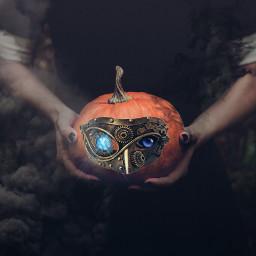 freetoedit pumpkin freebackground