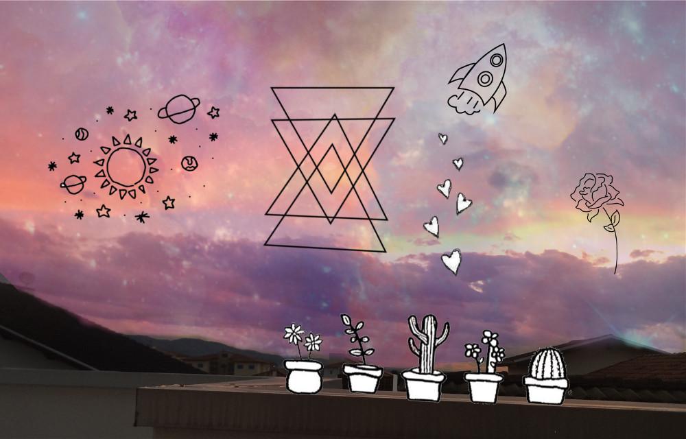 #freetoedit #galxy #art #sky
