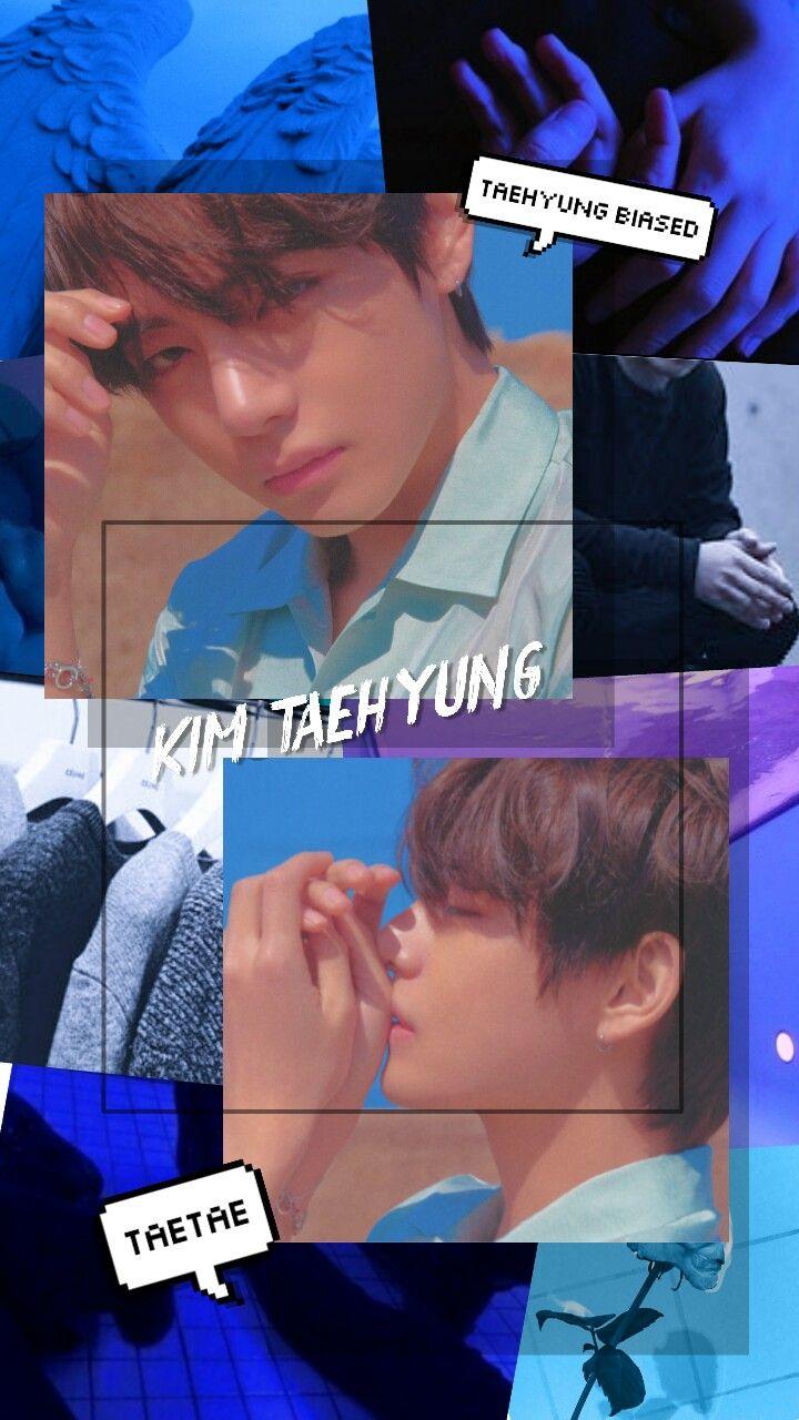 Bts Wallpaper Background Kimtaehyung Taehyung Taetae