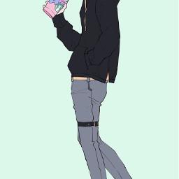 freetoedit animeboy animeboyfreetoedit anime boy