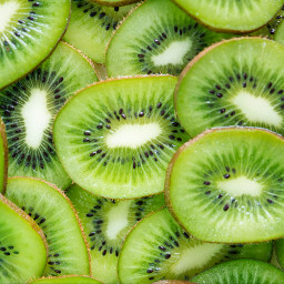 kiwi fruits fruit food freetoedit