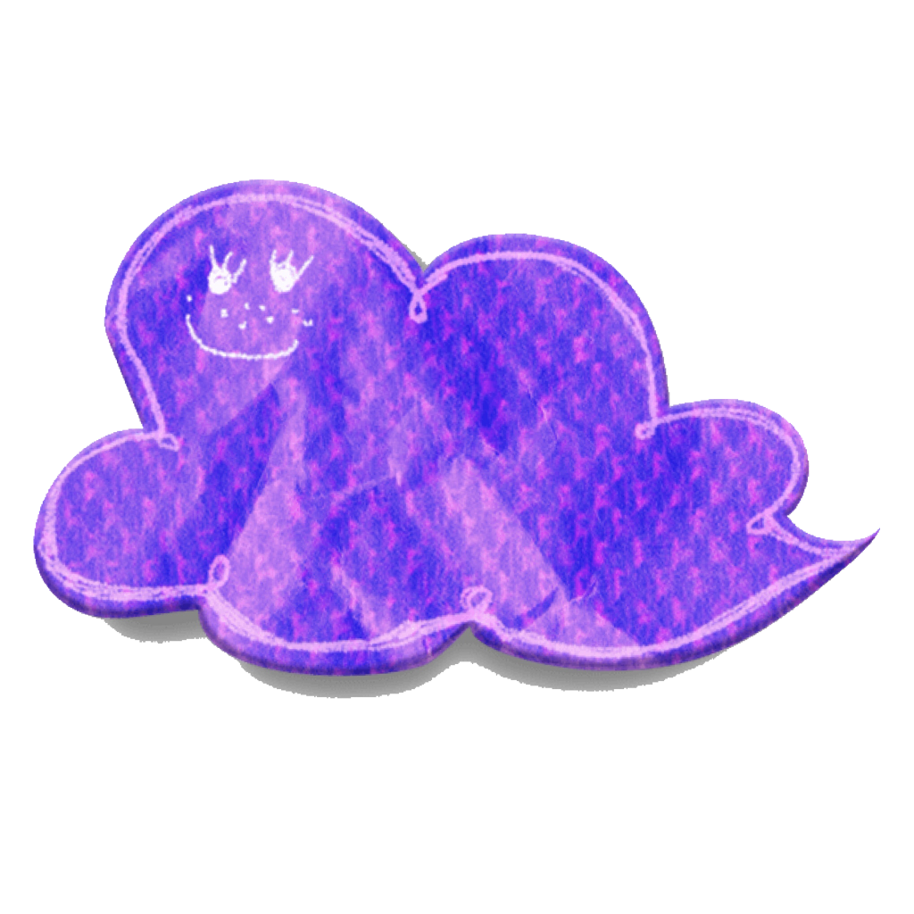 #cloud #purple #paper #blush #mochi #kawaii #makeup #pink #red #aesthetic #sticker #transparent #freetoedit