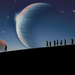 freetoedit wanderer planet planets stars