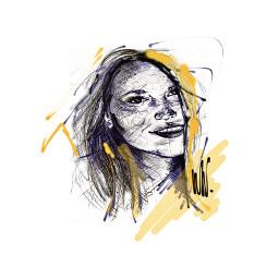 analog digital freetoedit drawing artwork
