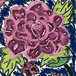 freetoedit rose myartwork2018 artist