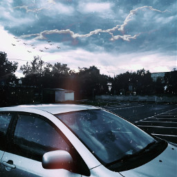 freetoedit car interesting music snow scary
