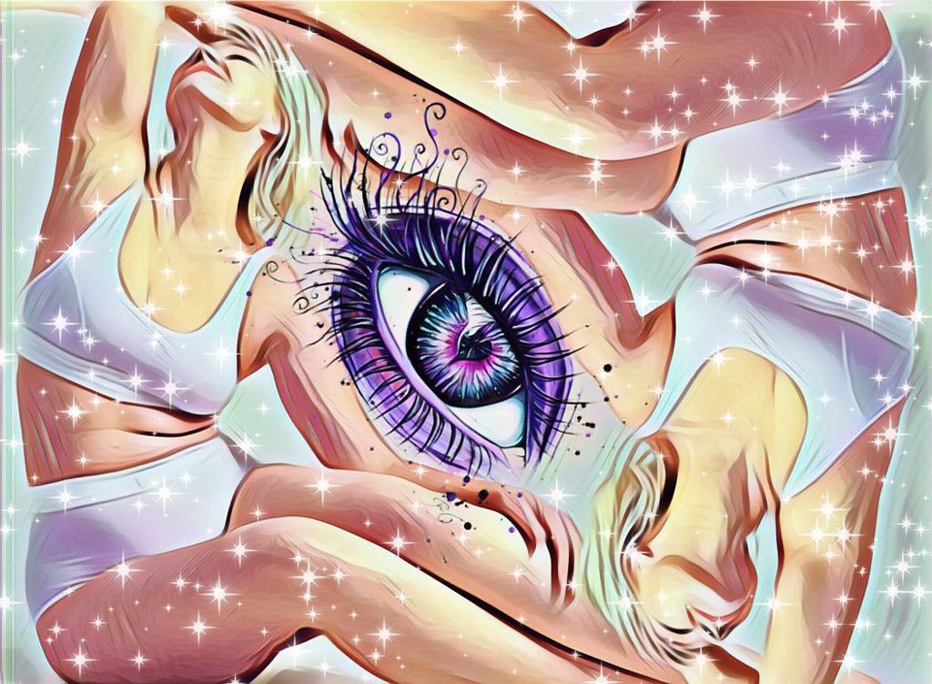 #freetoedit #brushtool #eye #glow #sparkle #