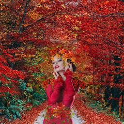 autumncollage freetoedit