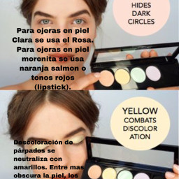 makeuptips makeup darkcircles spanish