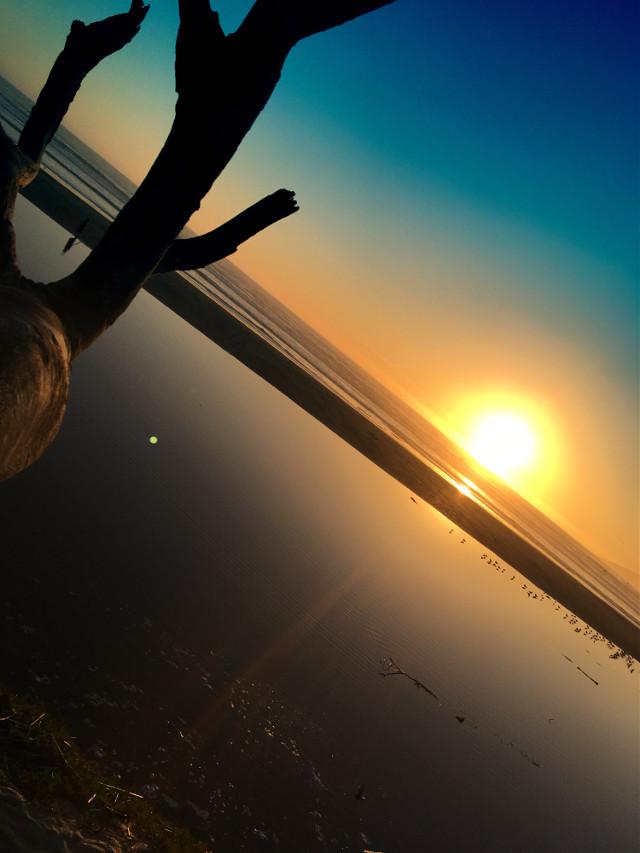 #photography #pismobeach #sunset #beachgirl
