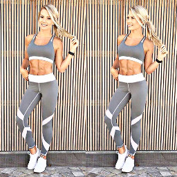 womensfashion sporty sports workout clothes