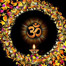 ohm selfdesigned ohmdesign colorful spiritual freetoedit