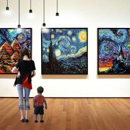 freetoedit gallery vangoghart vangogh people