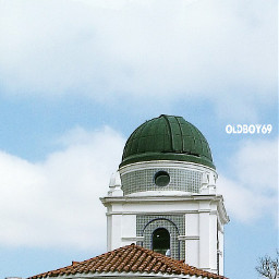 photography observatory dome building city