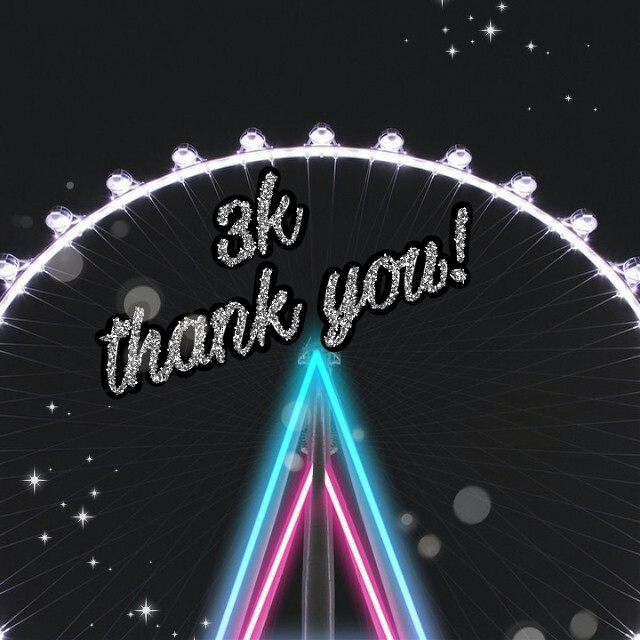 Thank you to all people, always supporting me. ❤️✨ 