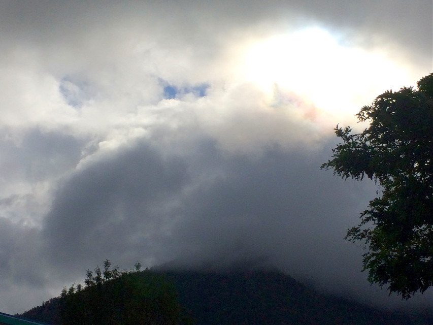 #photography #nature #clouds #mountain #freetoedit