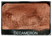 bronze gold auburn moodboard aesthetic