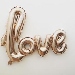love text balloon balloons freetoedit