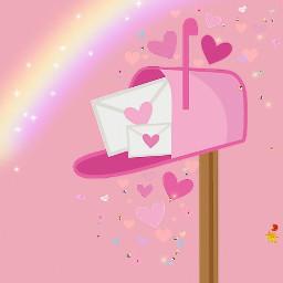 freetoedit sparkel love glitter heart