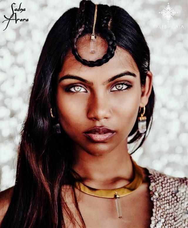 #naturalbeauty #girl #eyes #portrait #ilikethispicture  by @sadna2018 #freetoedit