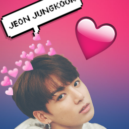 jeonjungkook bts firstpic love freetoedit