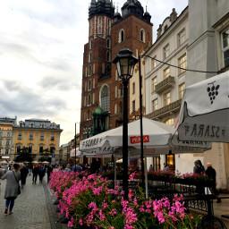 photography city poland krakow architecture freetoedit